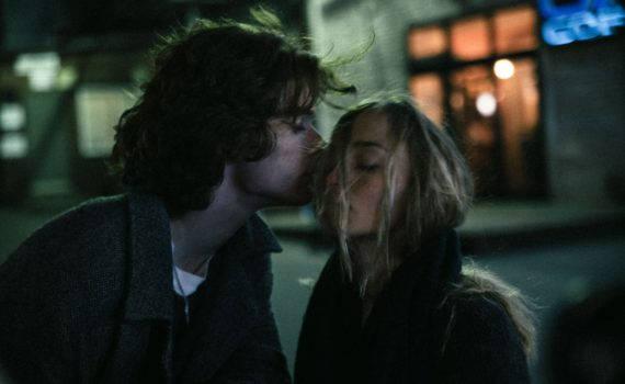 love story съемка ночью