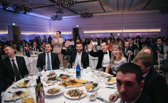 репортажный фотограф на корпоратив, премию, конференцию