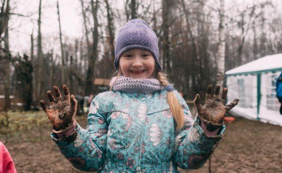 спортивный репортажный фотограф, рогейн, зима
