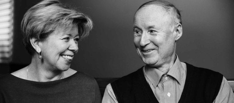 портрет съёмка родителей фотограф николай якубовский