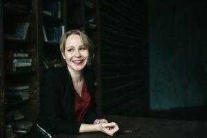 бизнес портрет для портфолио женщина