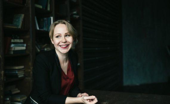 женский деловой бизнес портрет снятый на фотосессии в москве