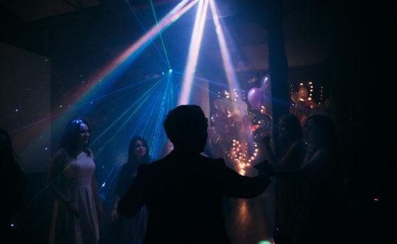 день рождения танцы