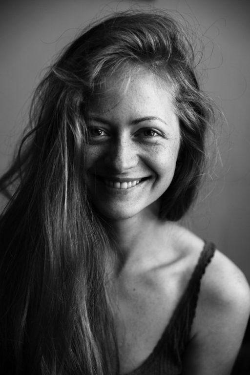 девушка неформальный портрет