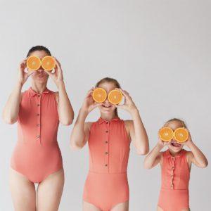тематические фотографии матери и дочек