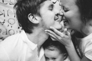 идеи для семейной фотосессии дома