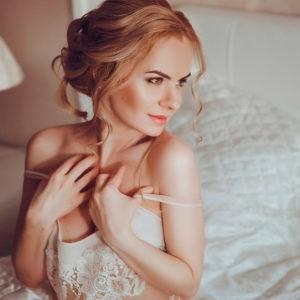 портрет девушки фотосессия