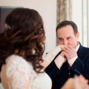свадебная фотосессия. фото невесты