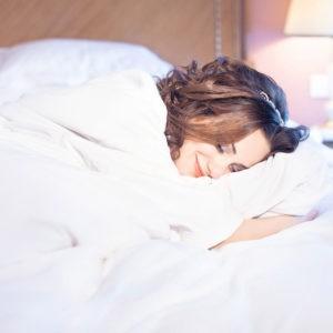 фотосессия, спящая девушка
