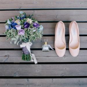 утро невесты, приятные мелочи