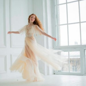 фотосессия невесты в полный рост