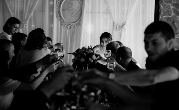 пост на свадьбе застолье