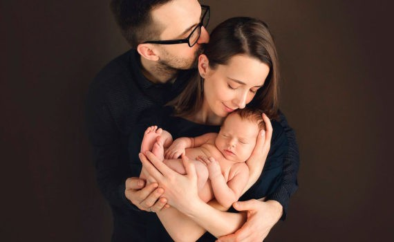 семейная фотосессия, объятия