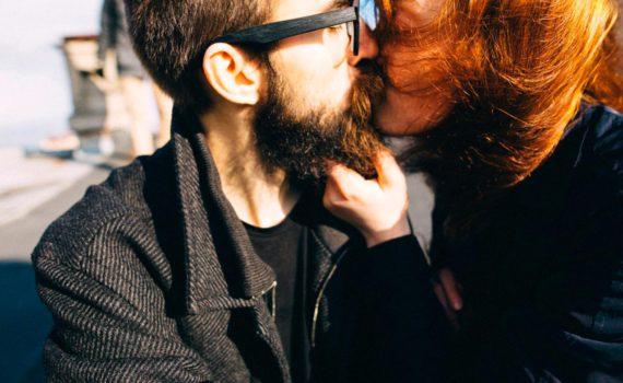 лав стори поцелуй