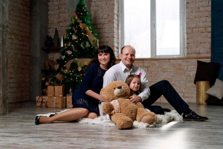 фотосессия для семьи в студии москва недорого тяжело вздохнул