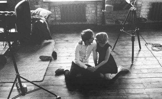 love story в студии