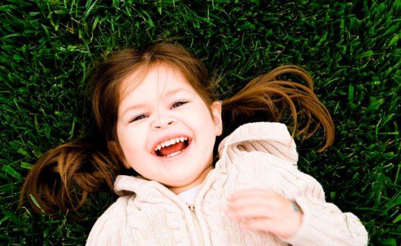 детская фотосессия, улыбка
