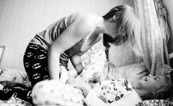 мать и дочка, семейная фотосессия