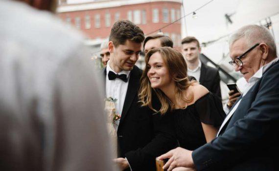 свадьба встреча гостей ресторан на болотном