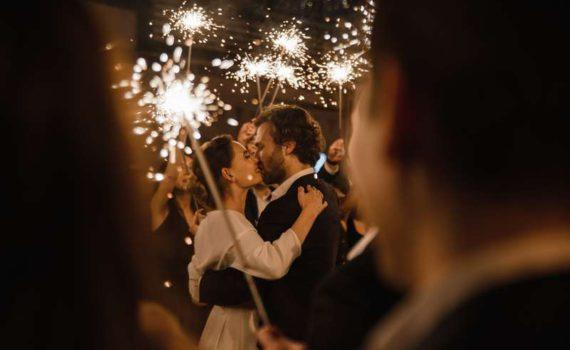 свадьба бенгальские огни ресторан на болотном