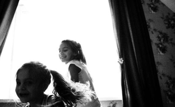 семейная фотосессия, фото детей