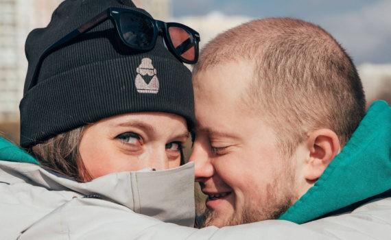 love story Аня и Марк