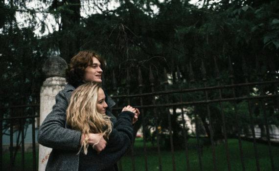 Соня Женя, love story