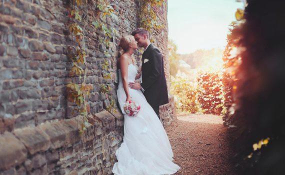 летняя свадебная фотосессия красивый фон