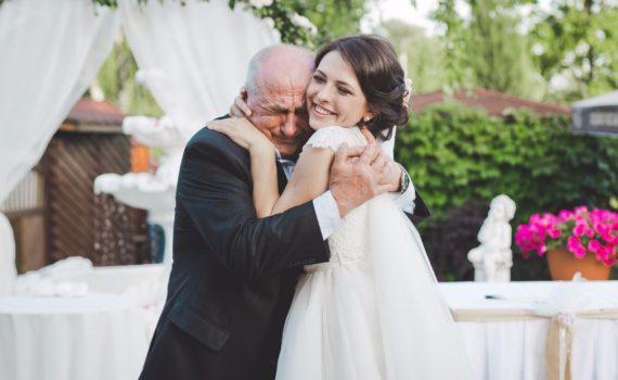 свадебная летняя фотосессия с родителями