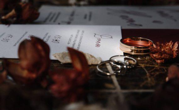 свадьба в art village кольца