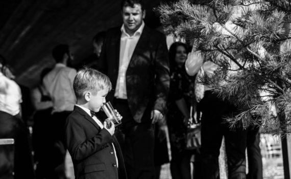 свадьба в art village мальчик