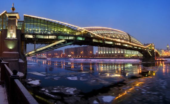 Мост им. Богдана Хмельницкого