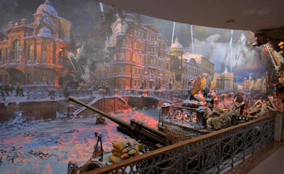 Панорама Музея Победы