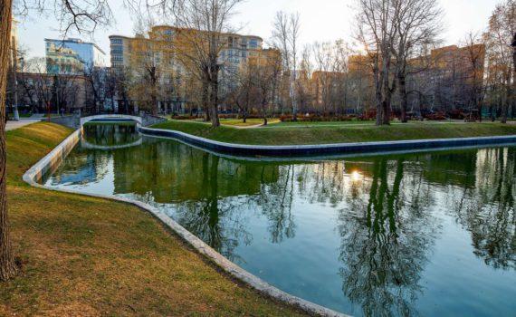 Парк им. Мандельштама