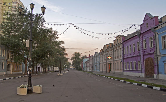 ул. Школьная аллея