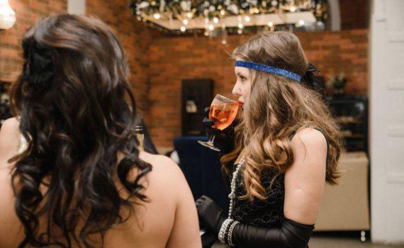 фотограф для вечеринка в стиле Гэтсби