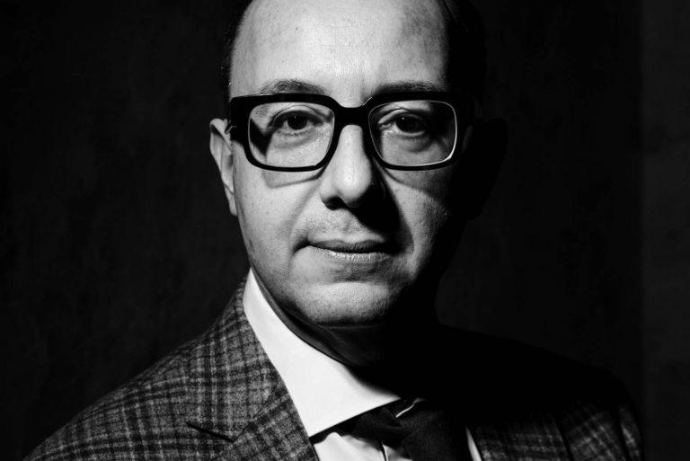 мужской деловой бизнес портрет руководителя
