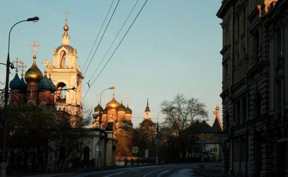 лучшие места для фотосессии - улицы китай города в москве