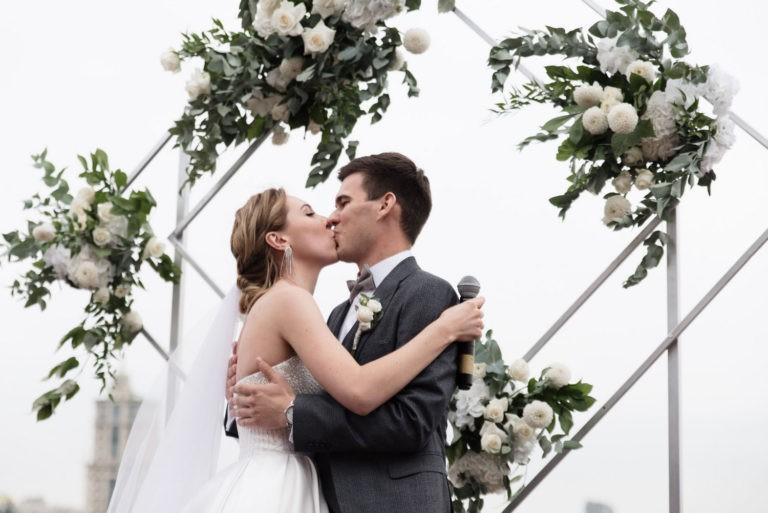 церемония на свадьбе